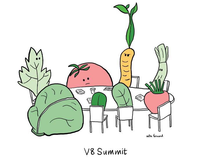 V8 Summit.