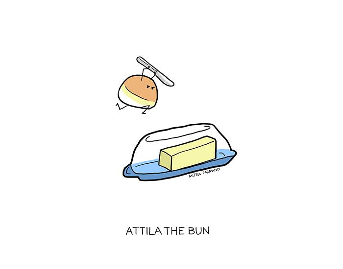 Attila the Bun