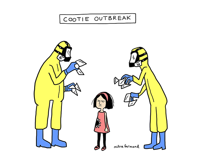 Cootie Outbreak